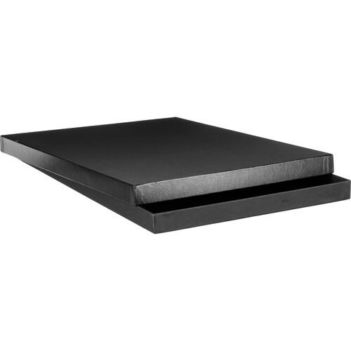 "Print File Film & Print Box (13 x 19 x 1.1"", Black)"