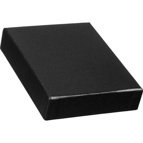 "Print File Film & Print Box (4 x 5 x 1.1"", Black)"