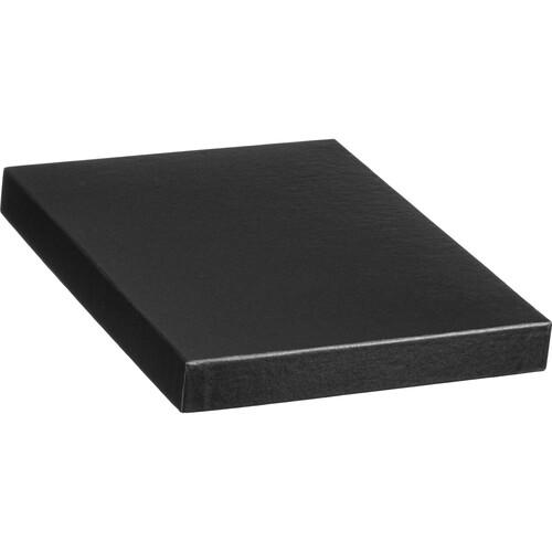 "Print File Film & Print Box (8 x 10 x 1.1"", Black)"