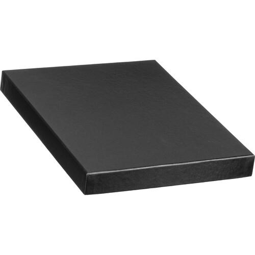 "Print File Film & Print Box (8.5 x 11 x 1.1"", Black)"
