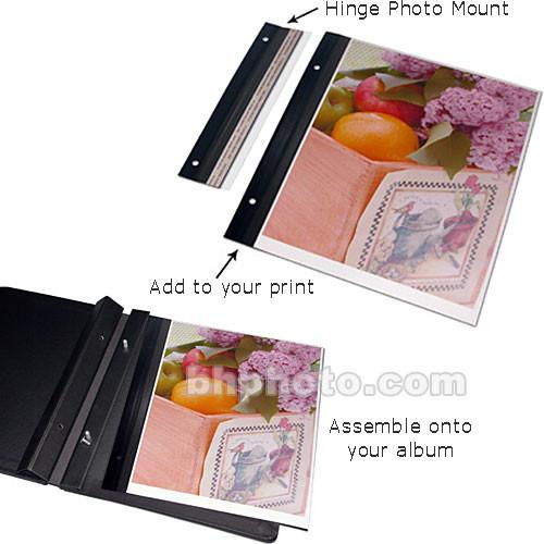 "Print File Hinged Photo Mount - 11"""