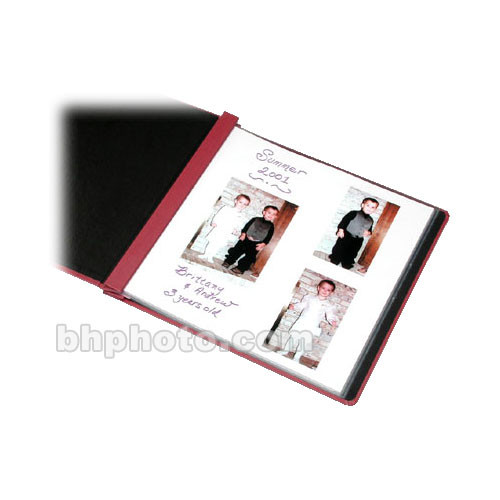 "Print File Inserts for 12 x 12"" Archival Scrapbook"