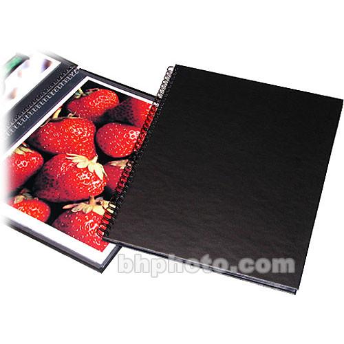 "Print File Wire Bound Album/Standard Size (Holds 24  11x14"" Prints)"