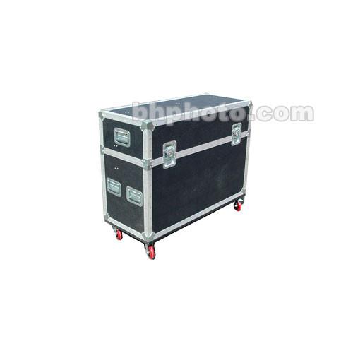 """Pro Cases 42"""" Plasma Travel Case 3/8"""""""