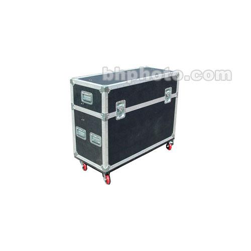 """Pro Cases 42"""" Plasma Travel Case 1/2"""""""