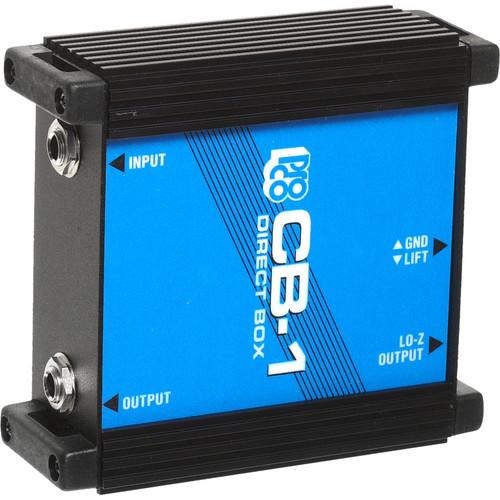 Pro Co Sound CB-1 Direct Box