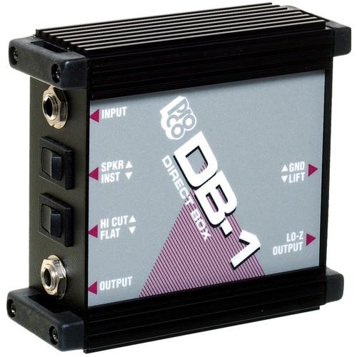 Pro Co Sound DB-1 Direct Box
