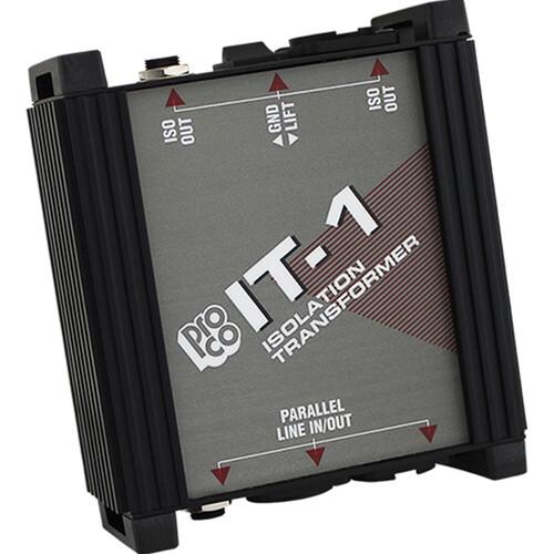 Pro Co Sound IT1 Isolation Transformer Box