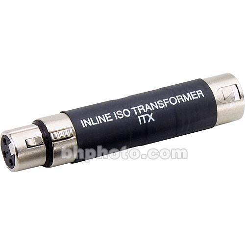 Pro Co Sound ITX Isolation Tranformer for 600 Ohm Loads
