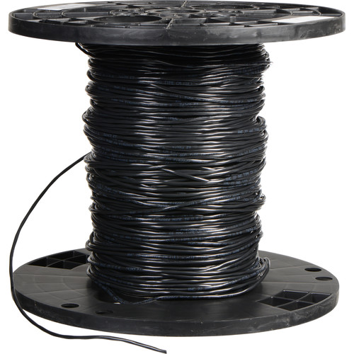 Pro Co Sound RAC Type AC1 Single-Conductor CL2 Rated Shielded Audio Cable (20 Gauge) - 500' Spool