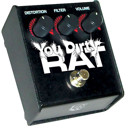 Pro Co Sound You Dirty RAT - Compact Guitar Distortion Pedal