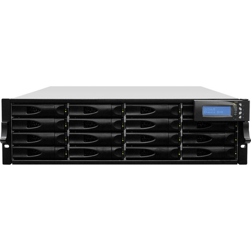 Proavio DS316JS 48TB 16-Bay SAS-3 RAID Array with PCIe Controller Card (16 x 3TB)