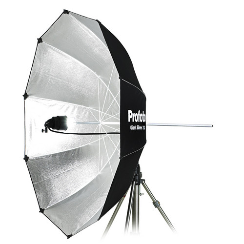 Profoto Giant Umbrella, Silver - 7' (210 cm)