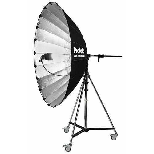 Profoto Giant Parabolic Reflector, Silver - 6' (180 cm)