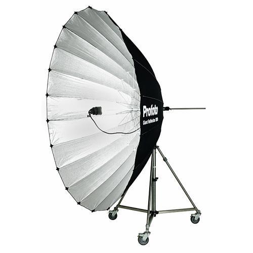 Profoto Giant Parabolic Reflector, Silver - 10' (300 cm)