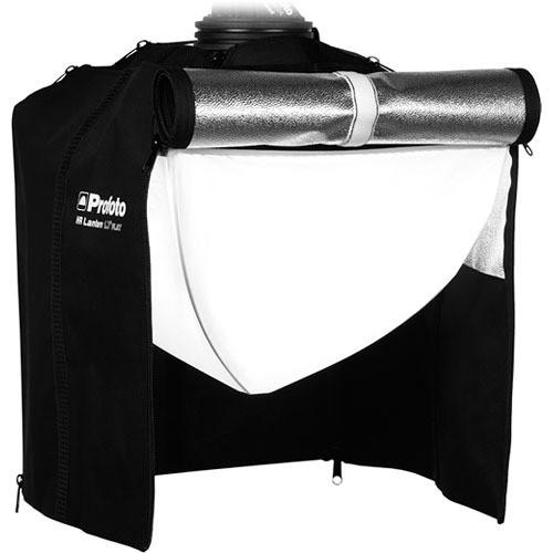 Profoto Heat-Resistant Lantern 1.7' Flat Front (51x30cm)