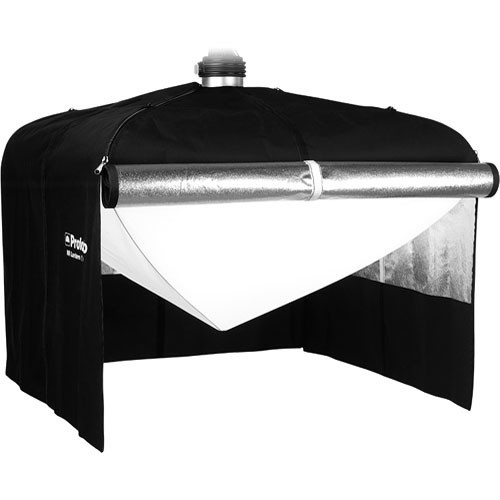 Profoto Heat-Resistant Lantern 4' Flat Front (122x48cm)