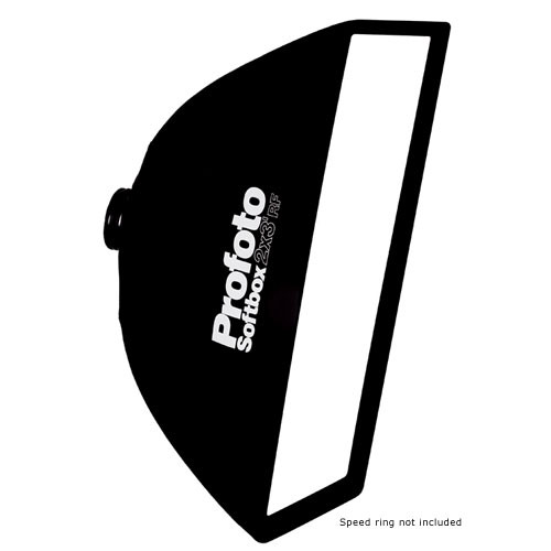 Profoto 505-702  Softbox with Removable Recessed Front - 2x3' (61x91cm)