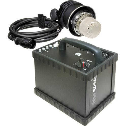 Profoto Pro-7B 1200 Battery Pack with Pro-B Head Kit