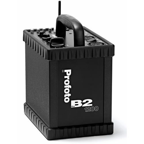 Profoto Pro-B2 1200R Ws Power Pack with Radio Slave