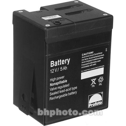Profoto Battery for AcuteB with Cassette - 12 Volt