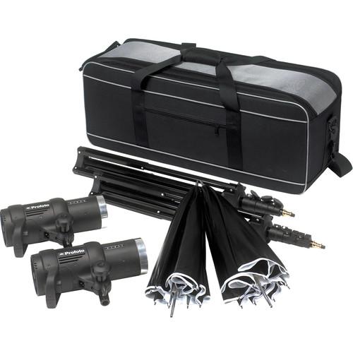 Profoto D1 Air 250Ws 2-Monolight Studio Kit w/o Remote (90-120V & 200-240V)