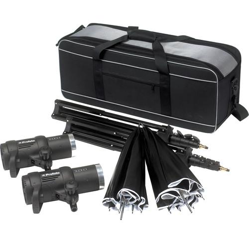 Profoto D1 Air 1000Ws 2-Monolight Studio Kit w/o Remote (90-120V & 200-240V)