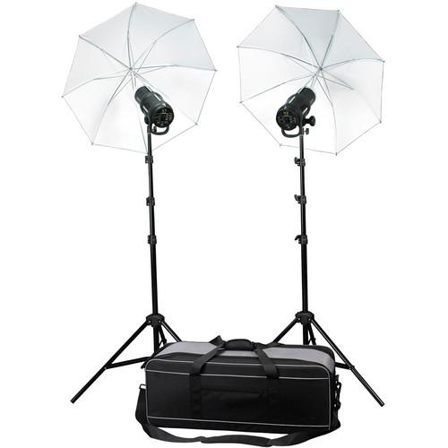 Profoto D1 2 Head Studio Kit - 1- 250W/s / 1- 500W/s
