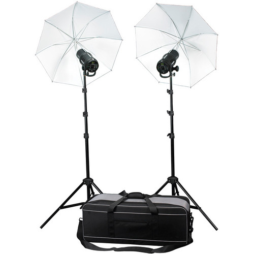 Profoto D1 Air 2 Head Studio Kit - 1- 250W/s / 1- 500W/s