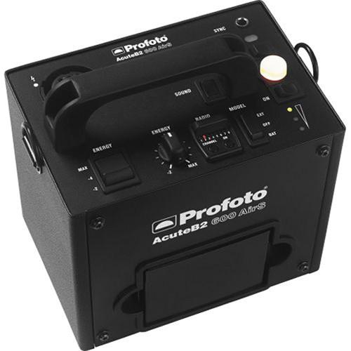 Profoto AcuteB2 600 AirS/R Power Pack w/Pocket Wizard