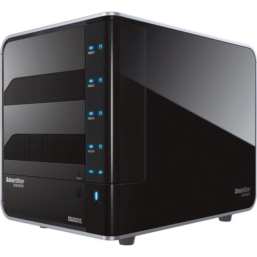 Promise Technology SmartStor DS4600 4-Bay DAS Server