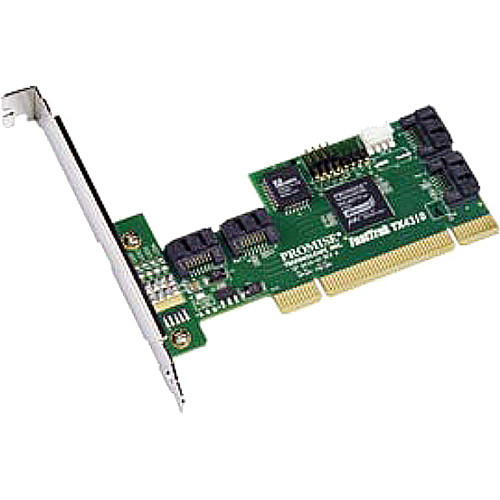 Promise Technology FastTrak TX4310 4 Port SATA 3G RAID PCI Controller (Pack of 5)