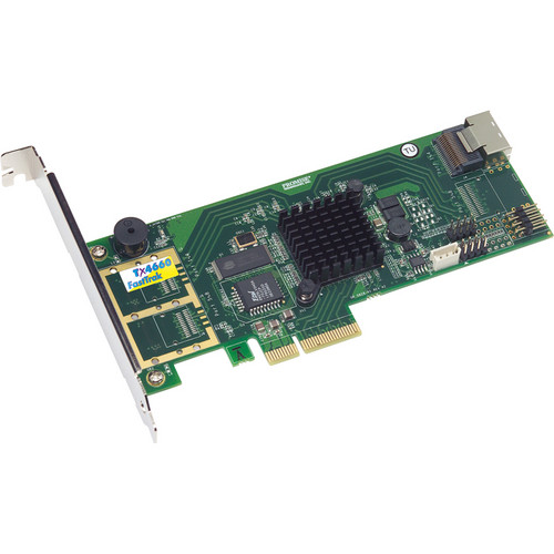 Promise Technology FastTrak TX4660 4-Port SAS/SATA 3G PCIe x4 Controller (Pack of 5)