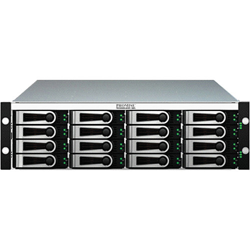 Promise Technology VTrak x30 Series 6G SAS 3U 16 Bay Dual Controller Expansion Chassis