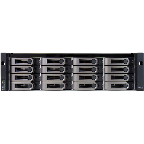 Promise Technology VTrak x30 Series 6G SAS 3U 16 Bay Single Controller Expansion Chassis