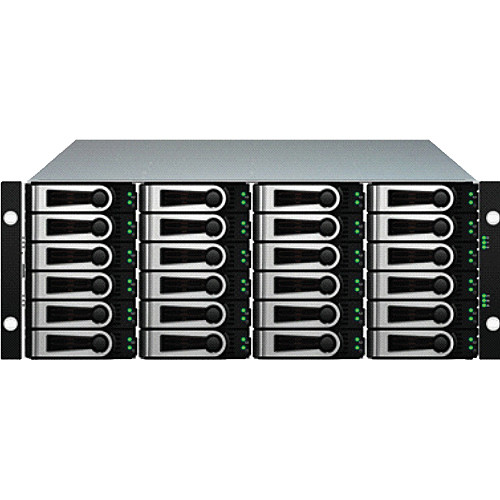 Promise Technology VTrak x30 Series 6G SAS 4U 24 Bay Single Controller Expansion Chassis