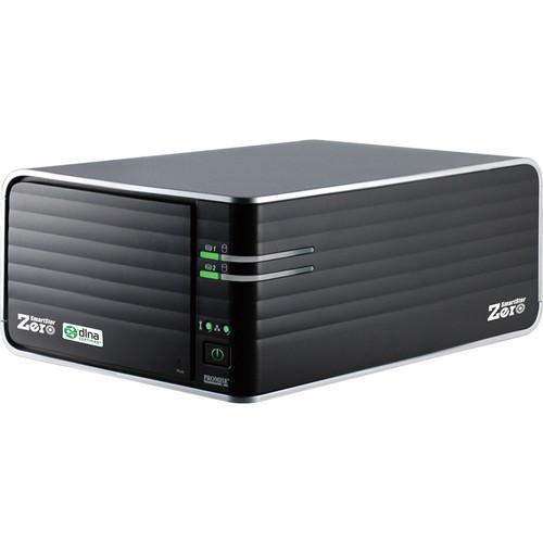Promise Technology 2TB SmartStor ZERO NAS / Digital Media Server