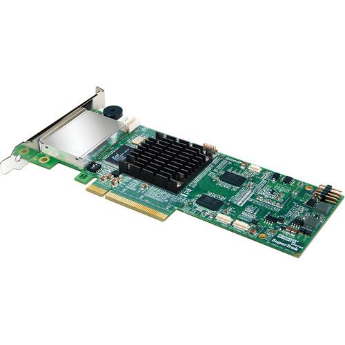 Promise Technology SuperTrak EX8768 Hardware RAID Controller Card
