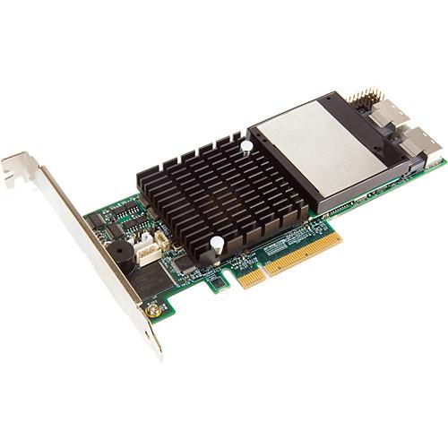 Promise Technology SuperTrak TX8650 8-Port SAS RAID Controller (One Card)