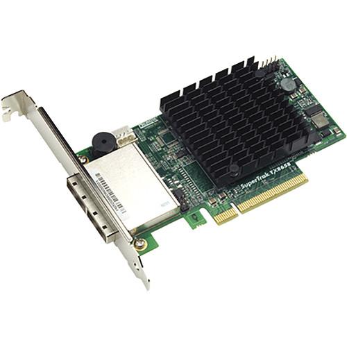 Promise Technology SuperTrak TX8658 8-Port SAS RAID Controller (Pack of 5)