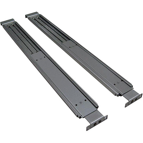 Promise Technology Expansion Chassis Rack Mount Support Rails - 1 Pair (2U)