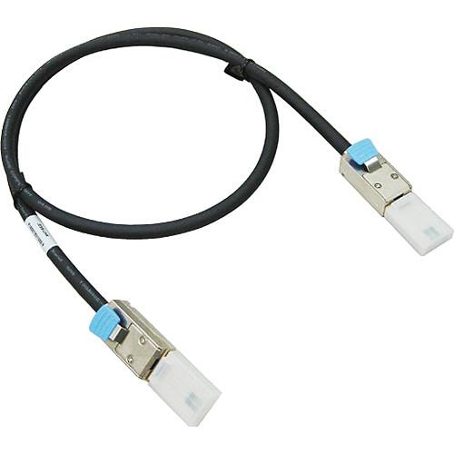 Promise Technology x10 Series External Mini SAS to External Mini SAS Cable - 3.3' (1 m)