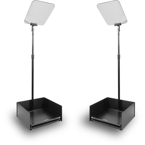 "Prompter People StagePro 19"" Presidential Teleprompter Pair"