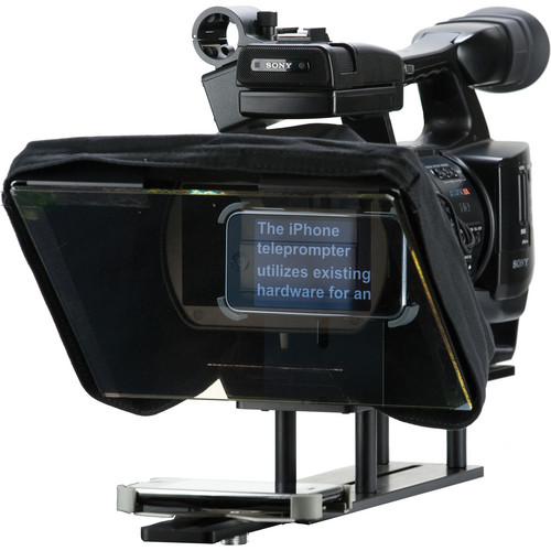 Prompter People Ultralight iPhone / iPod touch Teleprompter