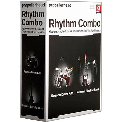 Propellerhead Software Rhythm Combo - 2 ReFill Sound Libraries