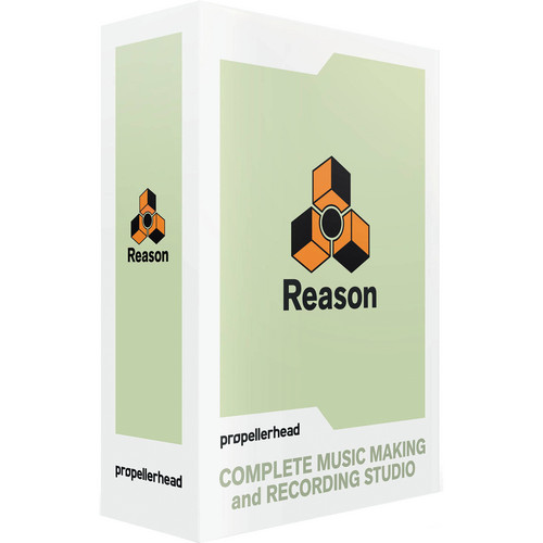 Propellerhead Software Reason 6.5 - Music Production Software (Educational Discount)
