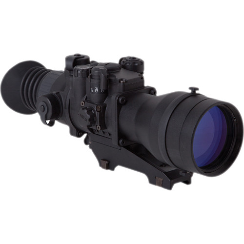 Pulsar 4x60 Phantom NV Riflescope (Mil Dot)