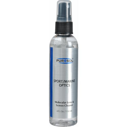 Purosol Sport/Marine Optics Cleaner (4 oz Bottle)