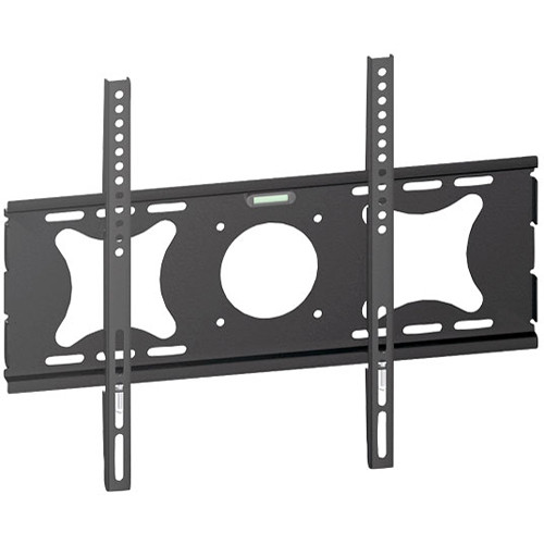 Pyle Home Flush TV Wall Mount (Black)