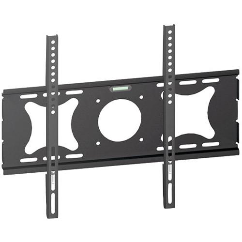 Pyle Home Flush TV Wall Mount (Black)
